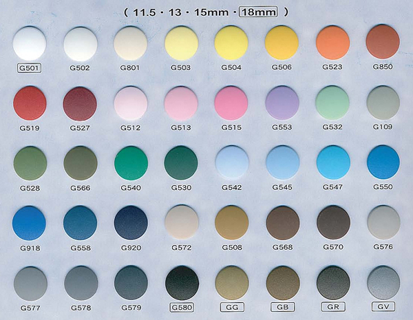 SUN GRIP (Matt) Colors