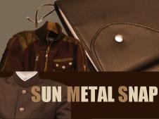 SUN METAL SNAP