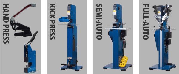 機械の種類